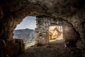 Das Puxerloch bei Teufenbach