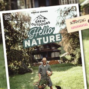 """Mit viel Herzblut teilt der Autor von """"The Great Outdoors"""" darin seine beiden großen Leidenschaften: Outdoor-Abenteuer und umweltbewusstes Kochen"""